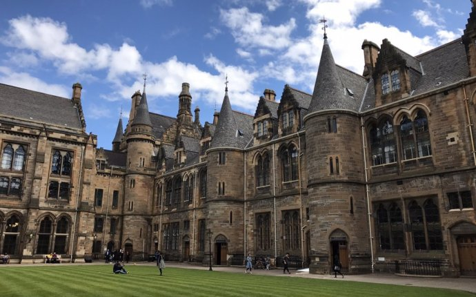 University of glasgow sociology