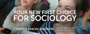 Sociology at Nottingham Trent University